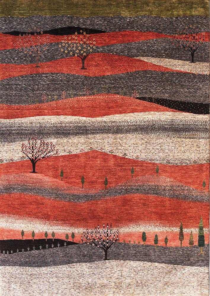 2Landscapes Of My Fatherland 8  Gabbehs Landscapes  170X240Cm Kopie Kopie