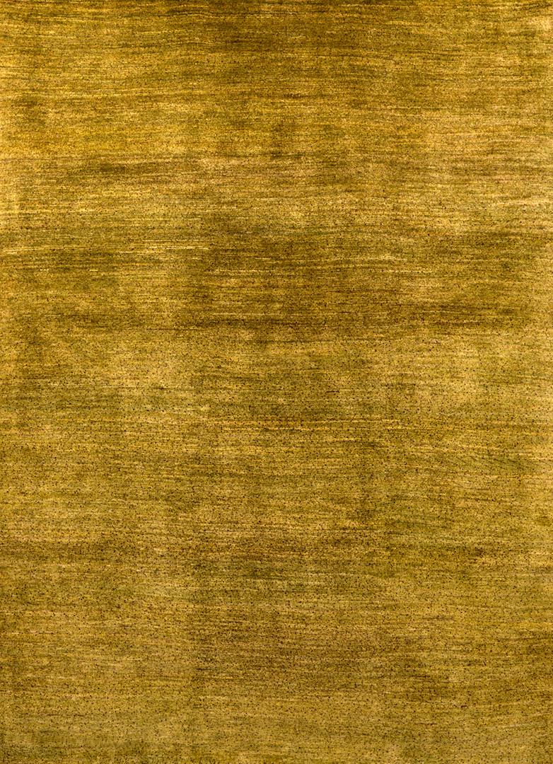 2Plain Abrash Olive D1  Gabbehs Plain Collection  237X176Cm
