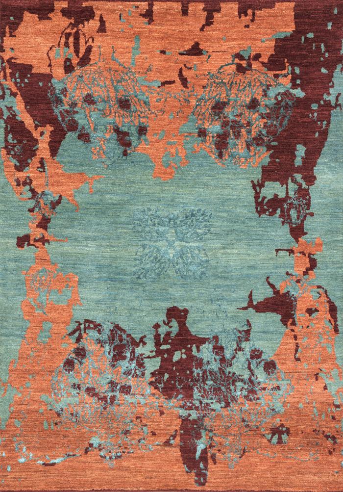 Anar Derakht 4B  Designer Isfahan  170 X 241Cmw