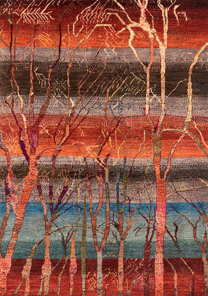 Autumnal Woodland 1 Web Gabbehs Flora Fauna 119 X 168Cm Kopie