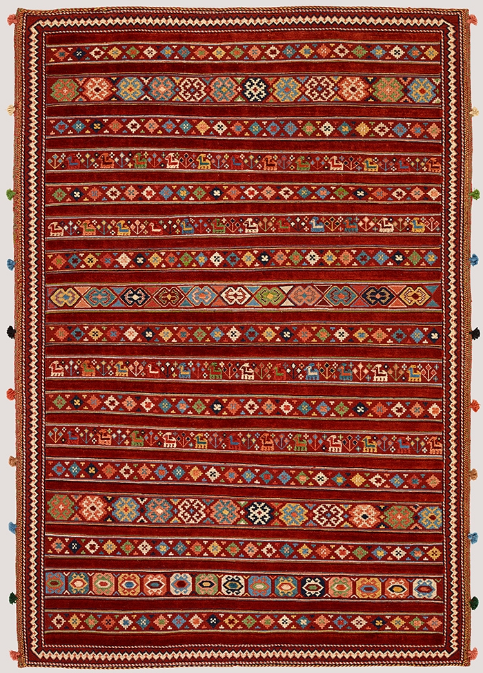 Baluch Soumak web Transitional Tribal 102 x 153cm
