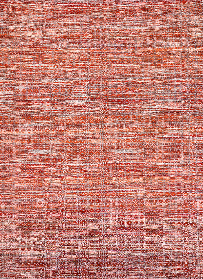 Diamond Zillu in Burnt Orange web White Grey Soheila Shayegan Studio Cyprus for Zollanvari 247 x 337cm