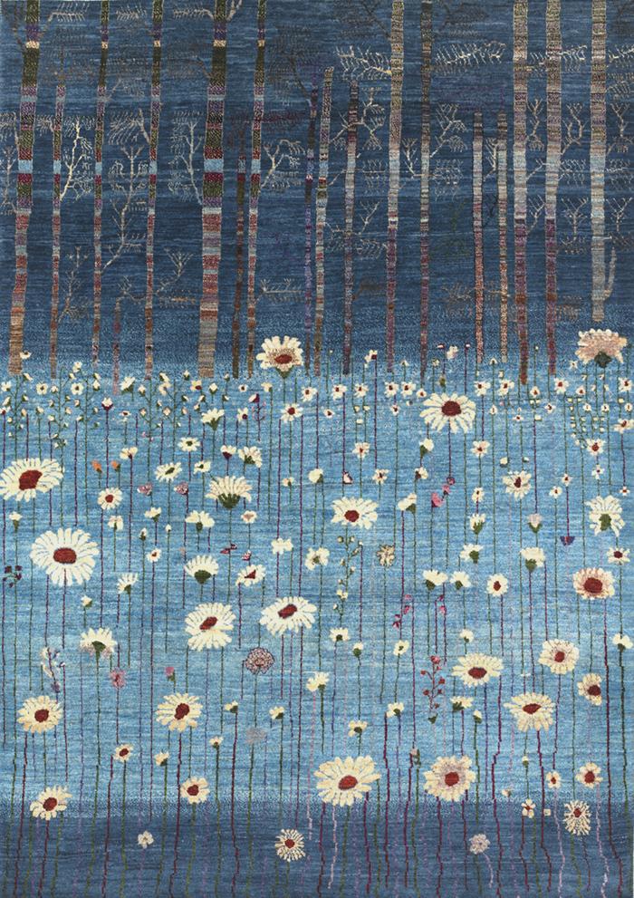 Flower Meadow Gabbehs Flora Fauna170 X 239Cm