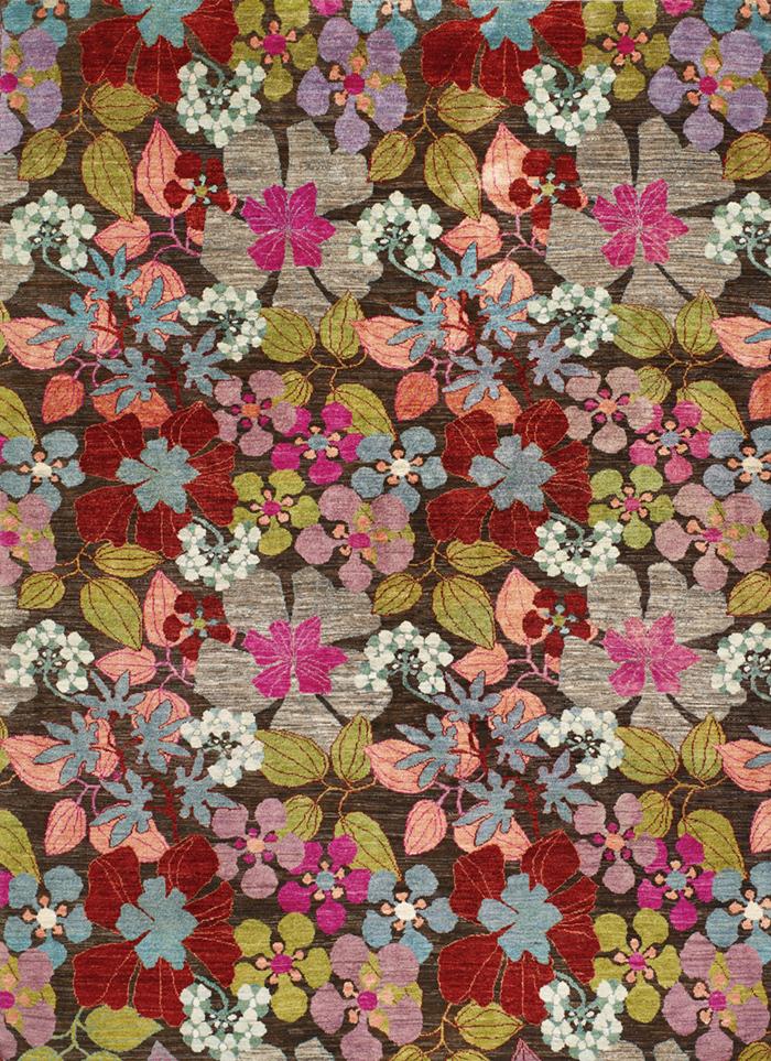 Flower Power 3 Gabbehs Flora Fauna 173 X 230Cm
