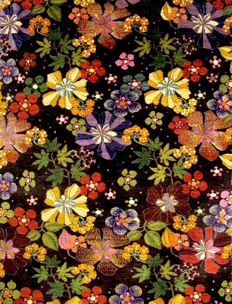 Flower Power 4 Gabbehs Flora Fauna 159 X 224Cm