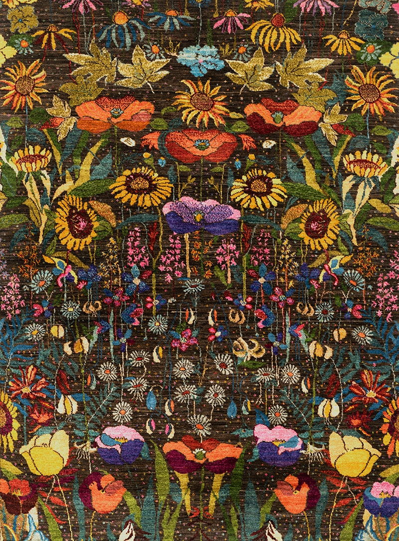 Garden of Eden 1 web2 Zollanvari Studio 150 x 200cm