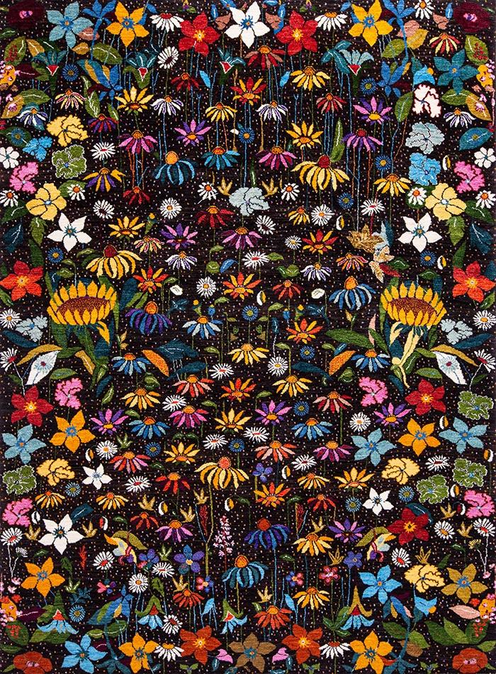 Garden of Eden 2 WEB ZOLLANVARI STUDIO 224 x 301cm
