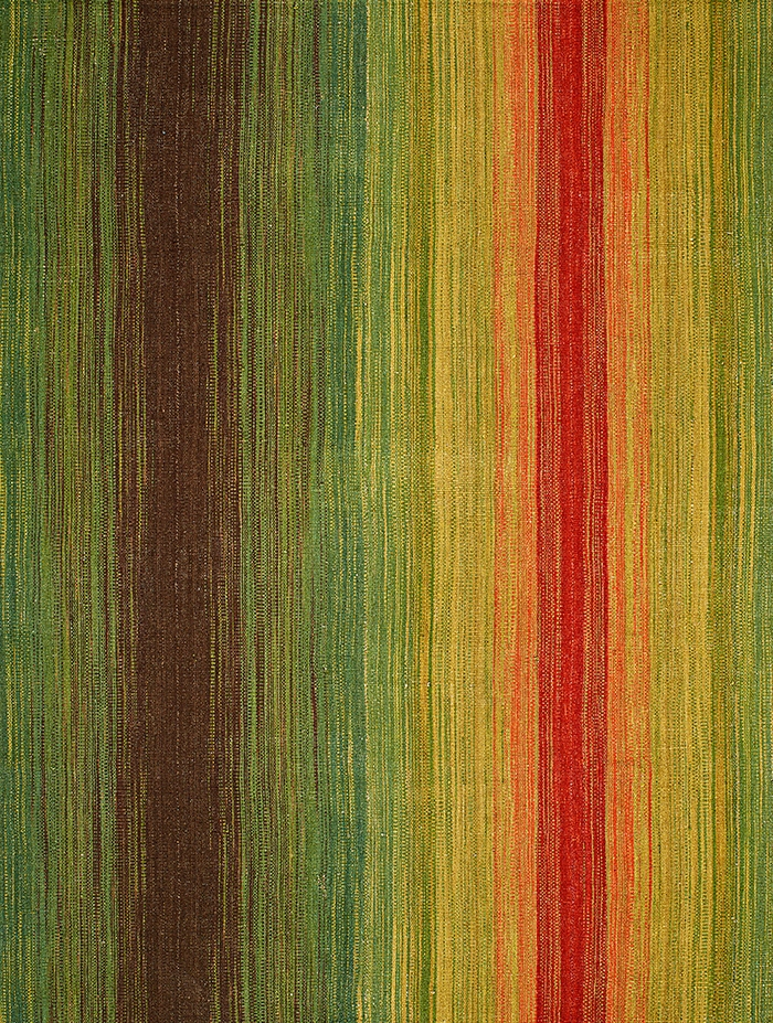 Ikat Stripes Kelim WEB185 x 240cm