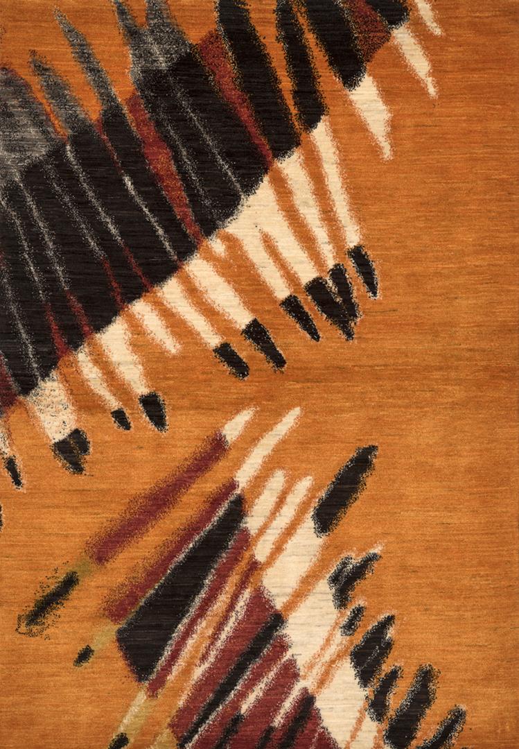 Kyoto Art Deco 1W  Gabbehs Abstract  Plain  163 X 232Cm