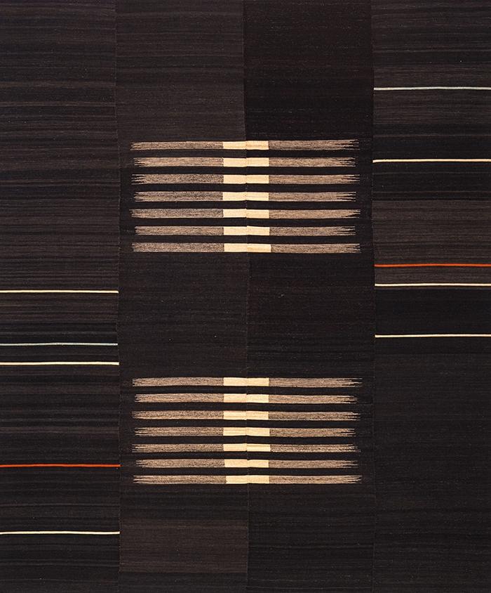 Ladders Baneh Kelim 5 WEB Flatweaves Minimalist 270 x 330cm