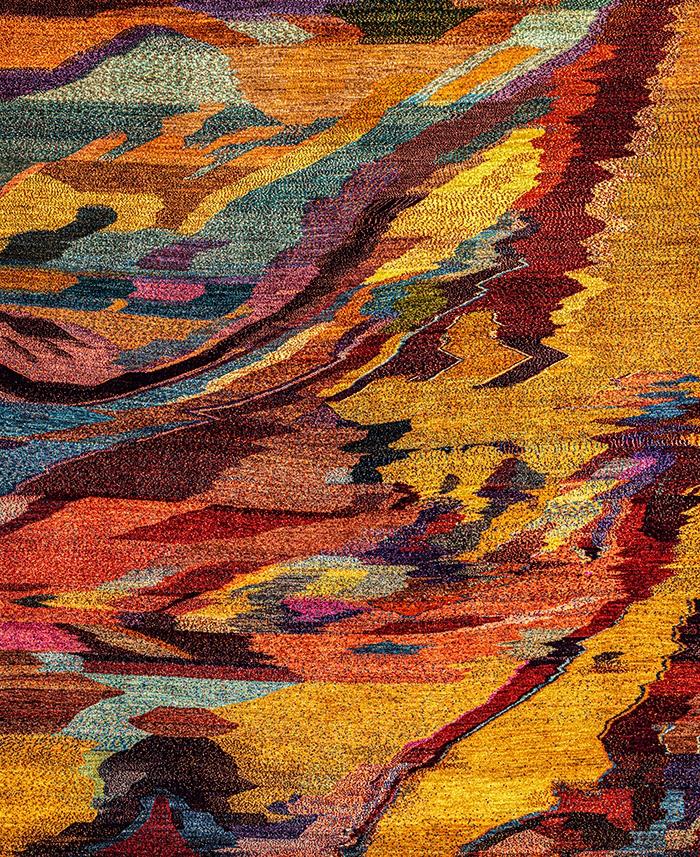 Marmo Pettinato Etiopico WEB Gabbehs Abstract Plain 248 x 298cm