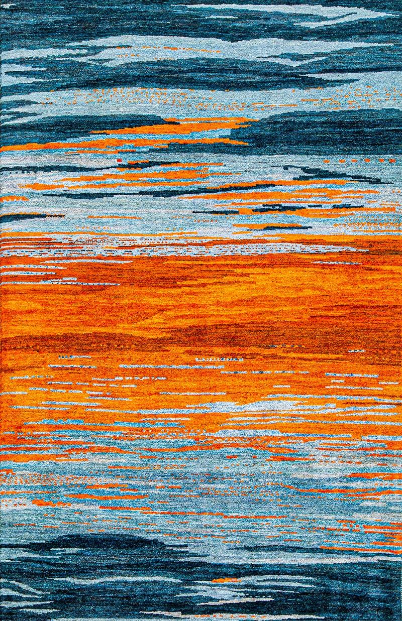 Sunset over the Ocean 2 120 x 189cm Kopie