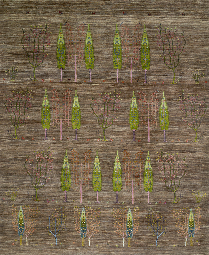 Woodland 2 Into The Woods Transitional Formal 250 X 300Cm